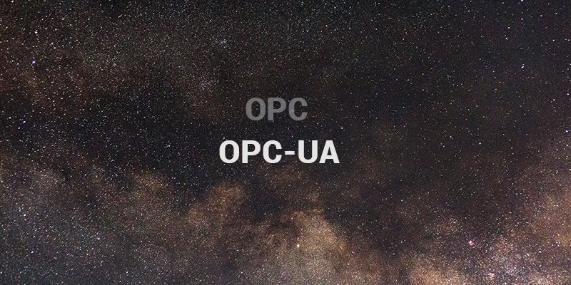 OPC a OPC-UA
