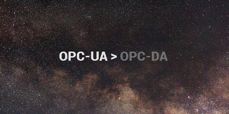 Ventajas de OPC-UA